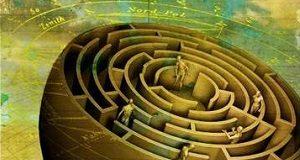 Labirinto na cabeça