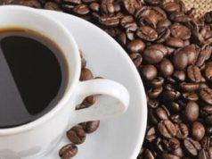 Xícara com café